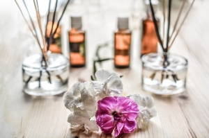 Perfumes made from Fragrance Oils