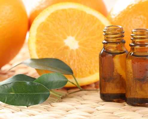 Orange Oil Benefits