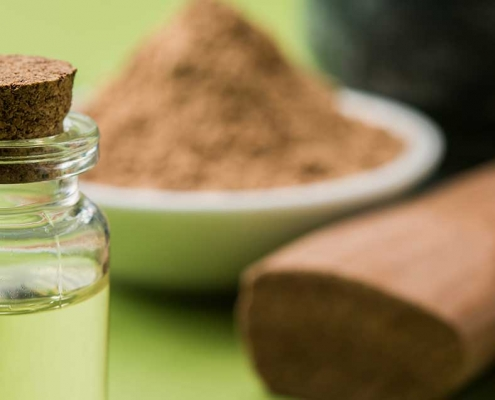 Benefits of Sandalwood Oil