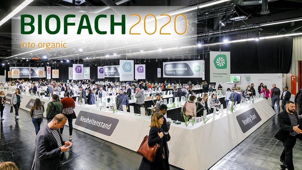 BIOFACH Vivaness 2020