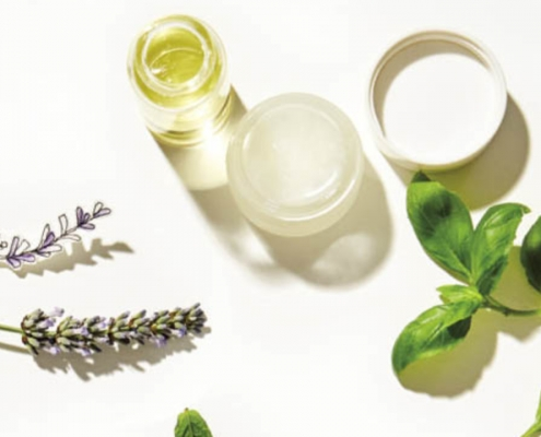 Oils for seasonal allergies